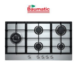 Baumatic BCG90S - Best 90cm 5 Burner Gas Cooktop