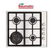 Stainless Steel 60cm Gas Cooktop