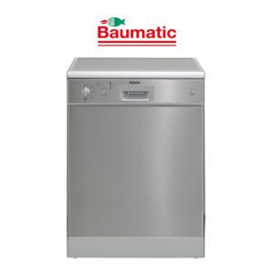 Baumatic 60cm Freestanding Dishwasher 14 Place Setting