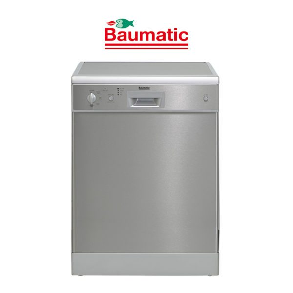 Baumatic 60cm Freestanding Dishwasher, 14 Place Setting