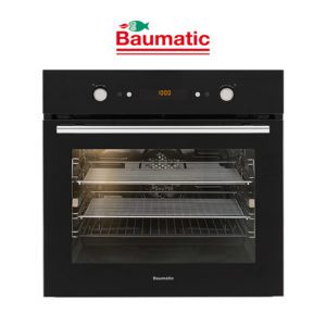 Baumatic BMOP12 - Best Pyrolytic 14 Function Oven