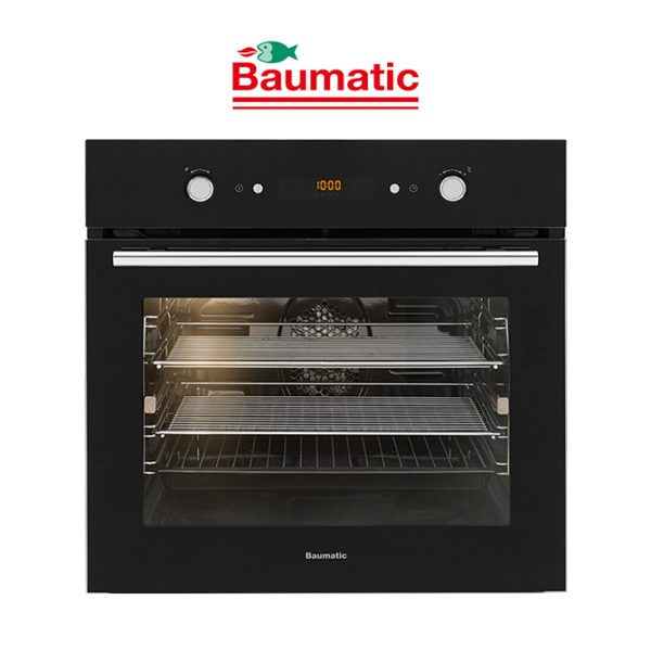 Baumatic BMOP12 – Best Pyrolytic 14 Function Oven