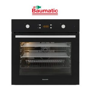 Baumatic BO7C - Best 60cm 7 Function Built In Oven