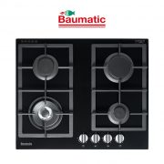 Studio Solari 60cm 4-Zone Gas Cooktop