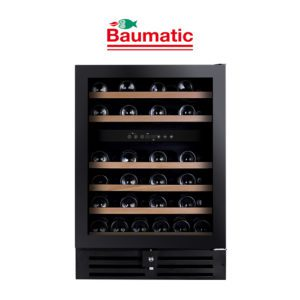 46 Bottle Dual Zone Wine Fridge