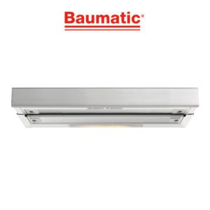 Baumatic GEH9017 - 90cm Re-circulating Slideout Rangehood
