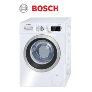 Bosch WAW28460AU - 60cm Serie 8 Front Load 8kg Washing Machine