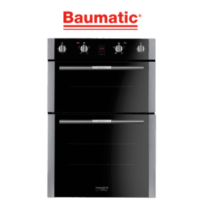 Baumatic BSDO69, Studio Solari 60cm 8 Function Double Oven