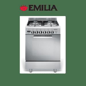 Emilia DI664MVIB4 60cm Romagna Series Upright Gas Cooker & Stove