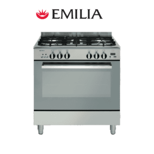 Emilia DI865MVI4 80cm Romagna Series Upright Gas Cooker Stove