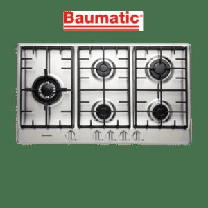 Baumatic BSSG95 Studio Solari 90cm Gas Cooktop-web ready