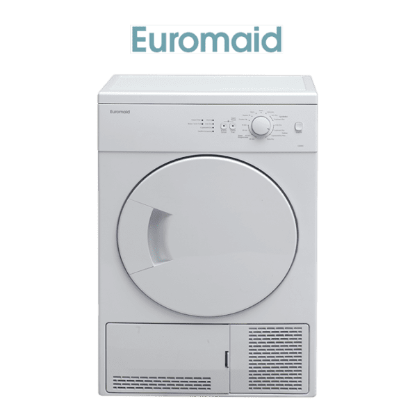 Euromaid CD6KG 6kg Condensor Dryer-web ready