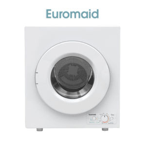 Euromaid ED45KG 4.5kg Vented Dryer-web ready