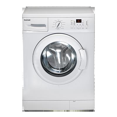 Euromaid WM8 60cm Front Load 8kg Washing Machine