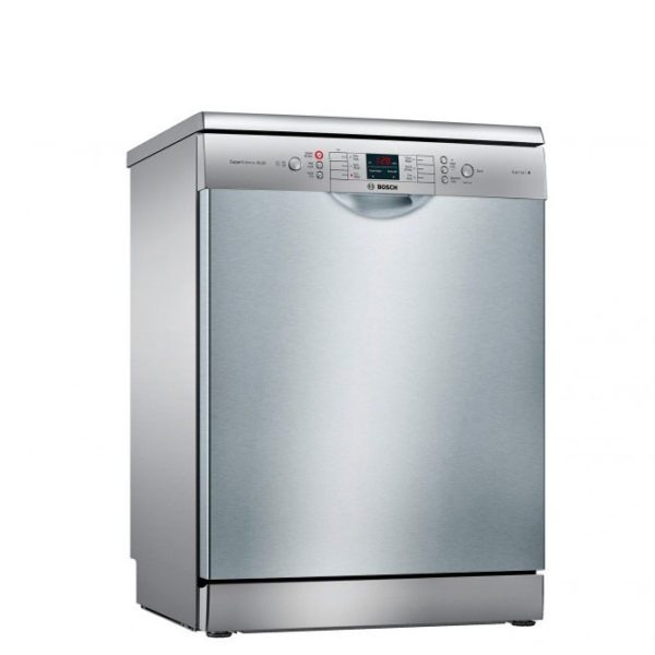 Bosch SMS46GI02A Serie 4 Freestanding 60cm Dishwasher-front view