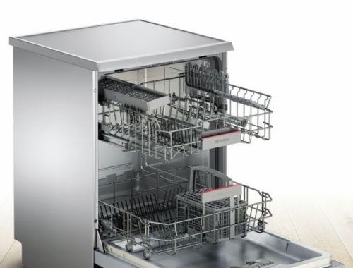 Bosch SMS46GI02A Serie 4 Freestanding 60cm Dishwasher-full view