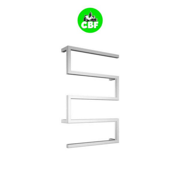 CBFTL10060Z Snake Z Style 5 Rung Towel Ladder 1000mm x 600mm-store