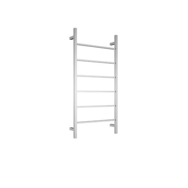 CBFTL94S Square 6 Rung Bathroom Non Heated Towel Ladder 920mm x 460mm -high