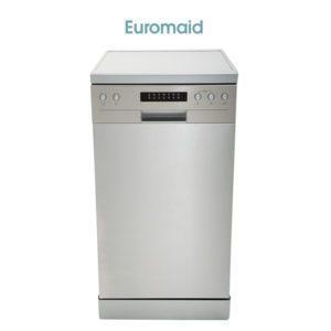 Euromaid GDW45S 45cm Freestanding Dishwasher-webready
