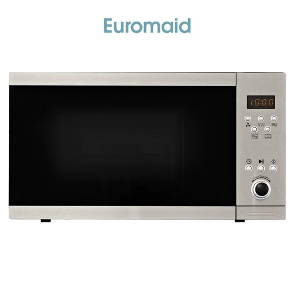 Euromaid MCG30 30L Freestanding Microwave Oven-store