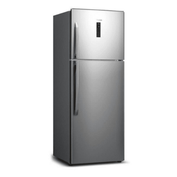 Hisense HR6TFF437SD 436L Top Mount Refrigerator-front view