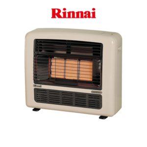 Rinnai 252L Granada 252 Radiant Convector Heater LPG Off White Unflued-web ready