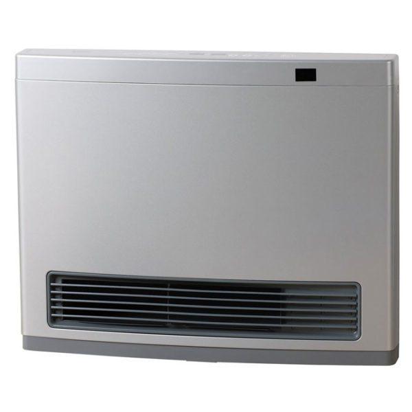 Rinnai AV25SL3 Rinnai Avenger 25 Convector LPG Heater Platinum Silver Unflued