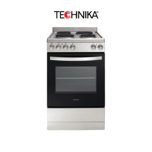 Technika TEE54FSS - Top 54cm Electric Upright Cooker