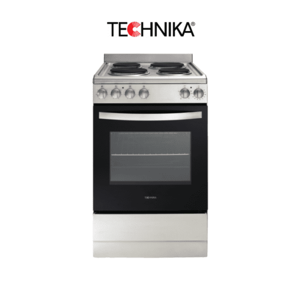 Technika TEE54FSS – Top 54cm Electric Upright Cooker