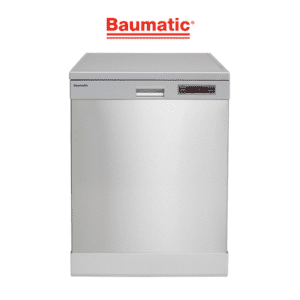 Baumatic BDW14BS - Best 60cm Freestanding Dishwasher