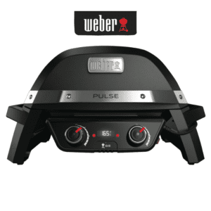 Weber 82010024 Pulse 2000 Electric BBQ Barbeque,