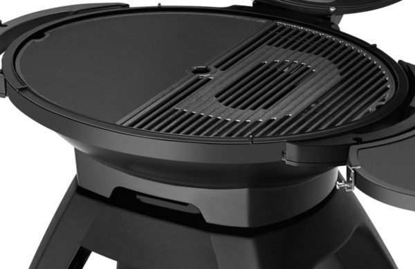 Beefeater BB722AA Bigg Bugg Black Mobile Barbeque LPG BBQ-grill