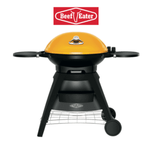 Beefeater BB722AA Bigg Bugg Black Mobile Barbeque LPG BBQ-web ready