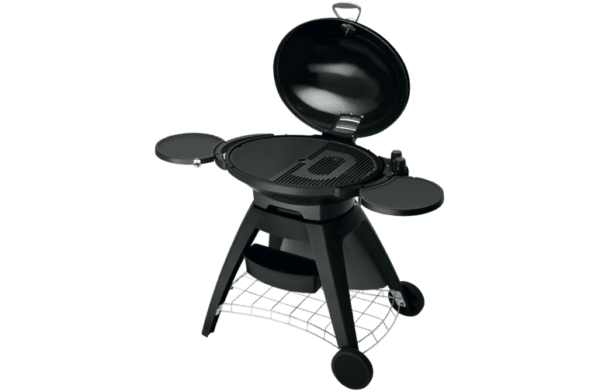 Beefeater BB722BA Bigg Bugg Black Mobile Barbeque LPG BBQ-full view