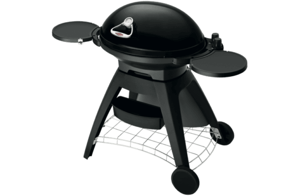Beefeater BB722BA Bigg Bugg Black Mobile Barbeque LPG BBQ-side view