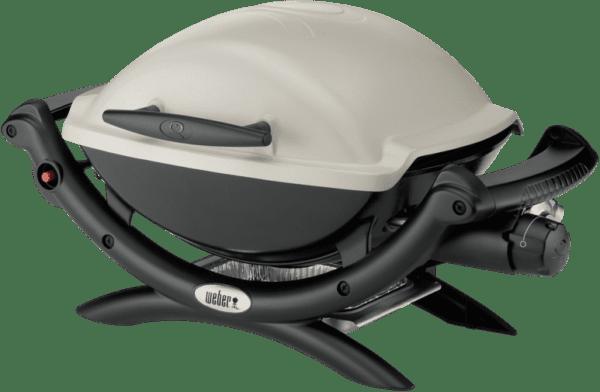 Weber 50060224 Q1000AU Baby Q Gas BBQ Barbeque LPG