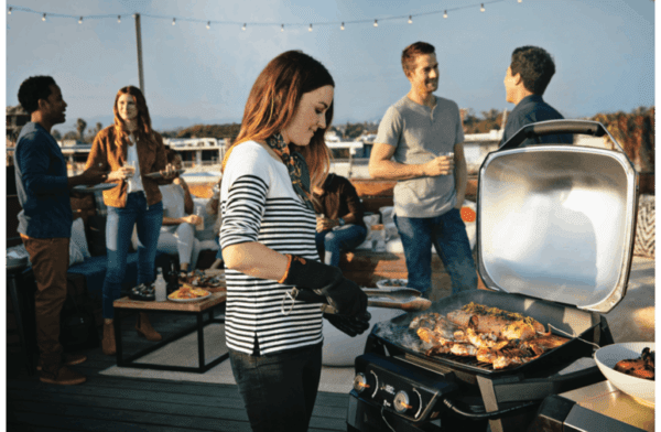 Weber 82010024 Pulse 2000 Electric BBQ Barbeque