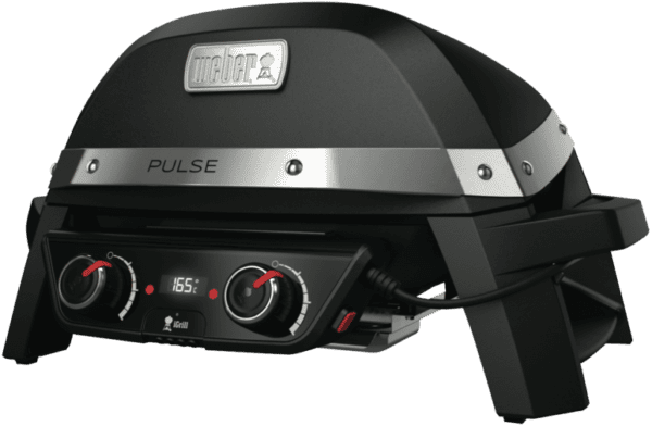 Weber 82010024 Pulse 2000 Electric BBQ Barbeque-side view