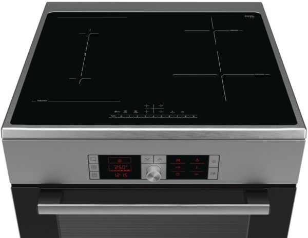 Bosch HCA858450A Serie 6 60cm Electric Freestanding Cooker-cooktop