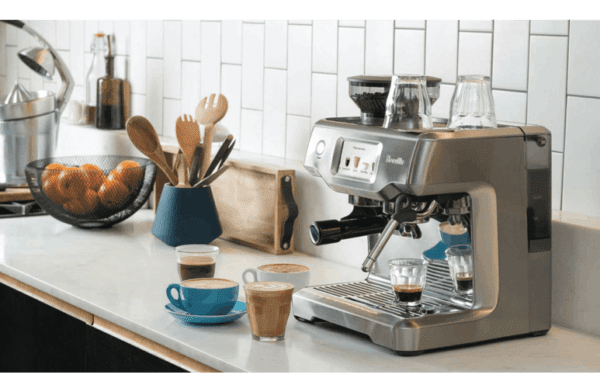 Breville BES880BSS The Barista Touch Espresso Coffee Machine Maker