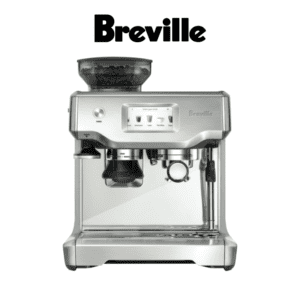 Breville BES880BSS The Barista Touch Espresso Coffee Machine Maker-web ready