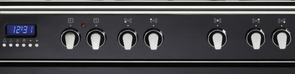 Delonghi-DEFV908BK-Freestanding-OvenStove-Control-Panel-high
