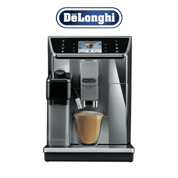 Delonghi ECAM65055MS PrimaDonna Elite Ecam Fully Auto Coffee Machine Maker