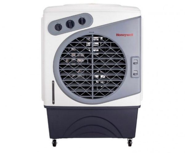 Honewell CL60PM 60L Portable Evaporative Cooler IndoorOutdoor-front view