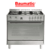 Baumatic BAF90EG 90cm Stove Cooker - LPG & Natural Gas Oven & Cooktop