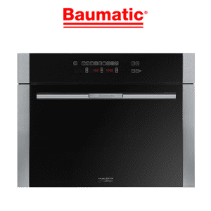 Baumatic BSCS45 - Studio Solari 60cm 6 Function 38 litre Steam Oven