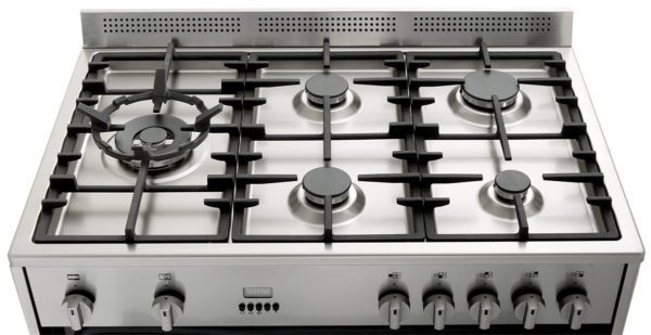 Baumatic BAF90EG 90cm StoveCooker – LPG and Natural Gas Oven-Cooktop