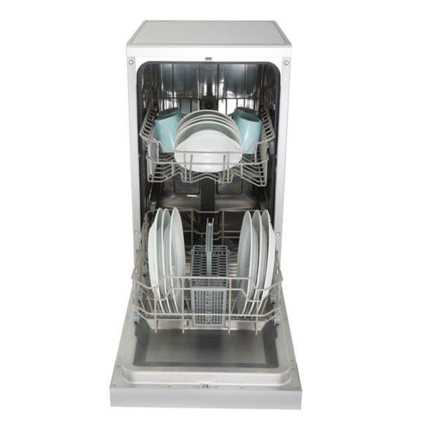 Euromaid GED45S 45cm Freestanding Dishwasher-door open