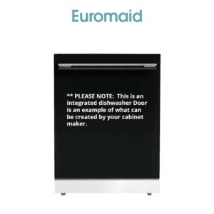Euromaid FIDWB14 60cm Fully Integrated Dishwasher-web-ready