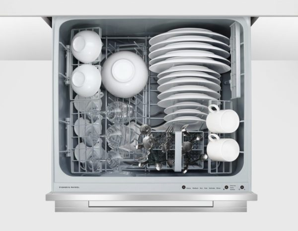 Fisher-Paykel DD60SDFTX9 60cm Tall Single DishDrawer™ Dishwasher
